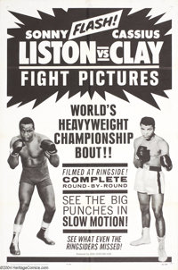 Liston vs Clay (20th Century Fox, 1964)