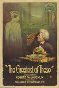 Movie Posters:Short Subject, The Greatest of These (Universal, 1914)....
