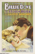 Movie Posters:Drama, The Stolen Bride (First National, 1927)....