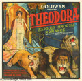 Movie Posters:Adventure, Theodora, the Slave Princess (Goldwyn, 1919)....