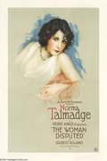 Movie Posters:Romance, The Woman Disputed (United Artists, 1928)....