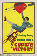 Movie Posters:Comedy, Silent Comedy Short Subject Lot (Pathe', 1926).... (2 MoviePosters)