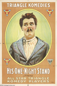 His One Night Stand (Triangle Distributing, 1917)