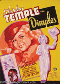 Movie Posters:Musical, Dimples (20th Century Fox, 1936)....