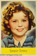 Movie Posters:Miscellaneous, Shirley Temple Portrait (Fox, 1934)....