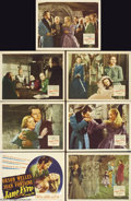 Movie Posters:Romance, Jane Eyre (20th Century Fox, 1944).... (7 pieces)
