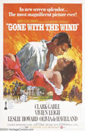 Movie Posters:Drama, Gone With the Wind (R-1968).... (9 pieces)