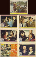 Movie Posters:War, Mrs. Miniver (MGM, 1942).... (7 pieces)