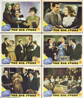 Movie Posters:Comedy, The Big Store (MGM, 1941).... (6 pieces)