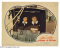 Movie Posters:Comedy, A Chump at Oxford (United Artists, 1940)....