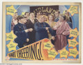 Movie Posters:Comedy, Start Cheering (Columbia, 1938)....