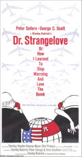 Movie Posters:Comedy, Dr. Strangelove or: How I Learned to Stop Worrying and Love theBomb. (Columbia, 1964)....