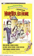 Movie Posters:Comedy, Munster, Go Home (Universal, 1966)....
