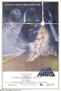 Movie Posters:Science Fiction, Star Wars Lot (20th Century Fox, 1976).... (2 pieces)