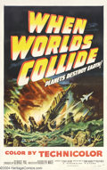 Movie Posters:Science Fiction, When Worlds Collide (Paramount, 1951)....