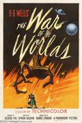 Movie Posters:Science Fiction, War of the Worlds (Paramount, 1953)....