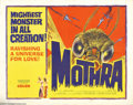 Movie Posters:Science Fiction, Mothra (Columbia, 1962)....