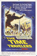Movie Posters:Science Fiction, The Time Travelers (American International, 1964)....