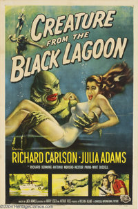 The Creature From the Black Lagoon (Universal International, 1954)