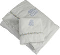 Movie/TV Memorabilia:Memorabilia, Ava Gardner Owned Bath Linens. This offering of sumptuous bathlinens includes one white bath sheet and one white hand towel...