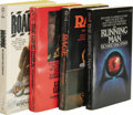 Books:First Editions, Richard Bachman [Stephen King]: Complete Set of Original BachmanPaperbacks, including:. Rage. (New York: New Americ...