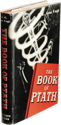 Books:Signed Editions, A. E. van Vogt: Author's Personal Gift Copy of The Book ofPtath. (Reading, Pennsylvania: Fantasy Press, 1947), firsted...