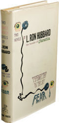 Books:First Editions, L. Ron Hubbard: Typewriter in the Sky and Fear. (NewYork: Gnome Press, 1951), first edition, 256 pages, jacket ...