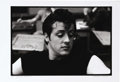 "Movie/TV Memorabilia:Photos, Sylvester Stallone Limited Edition Photo. A b&w 19"" x 13"" photoof the actor by famed photographer Stephen F. Verona, #1 in ..."
