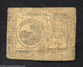 Colonial Notes:Continental Congress Issues, Continental Currency February 17, 1776 $6 Fine. ...