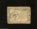 Colonial Notes:Continental Congress Issues, Continental Currency May 9, 1776 $8 Very Fine. Well signed ...