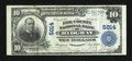 National Bank Notes:Pennsylvania, Ridgway, PA - $10 1902 Plain Back Fr. 632 The Elk County NB Ch. #5014. ...
