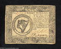 Colonial Notes:Continental Congress Issues, Continental Currency April 11, 1778 $8 Extremely Fine. A ...