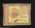 Colonial Notes:Continental Congress Issues, Continental Currency January 14, 1779 $45 Choice New. This ...