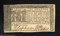 Colonial Notes:Maryland, Maryland April 10, 1774 $6 Gem New. A spectacular Maryland ...