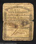 Colonial Notes:Massachusetts, Massachusetts 1779 5s Very Good.This Rising Sun note has ...
