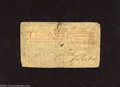 Colonial Notes:New Jersey, New Jersey May 1, 1758 30s Fine. Free of both damage and ...