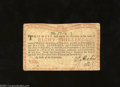 Colonial Notes:New York, New York 8s August 25, 1774 Extremely Fine. A nice red and ...