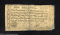 Colonial Notes:North Carolina, North Carolina December, 1771 1s Fine.Torn and backed but ...