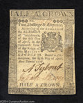 Colonial Notes:Pennsylvania, Pennsylvania April 25, 1776 2s6d New. Fully uncirculated ...