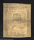 Colonial Notes:Pennsylvania, Pennsylvania April 25, 1776 10s Very Fine. Absolutely ...