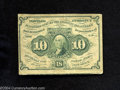 Fractional Currency:First Issue, Fr. 1242 10c First Issue Extremely Fine. A couple of light ...