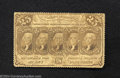Fractional Currency:First Issue, Fr. 1280 25c First Issue Very Good-Fine.Although very well ...