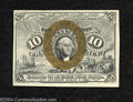 Fractional Currency:Second Issue, Fr. 1245 10c Second Issue Choice New. Nicely margined, ...