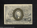 "Fractional Currency:Second Issue, Fr. 1284 25c Second Issue About New. This rather scarce ""..."