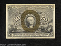 Fractional Currency:Second Issue, Fr. 1317 50c Second Issue Choice New. Broadly margined and ...