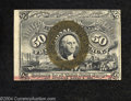Fractional Currency:Second Issue, Fr. 1318 50c Second Issue New. Typical centering and a few ...