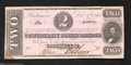 Confederate Notes:1862 Issues, 1862 $2 Judah P. Benjamin, T-54, About Uncirculated. This 1st ...