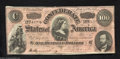 Confederate Notes:1864 Issues, T65 $100 1864. Here is a problem-free No Series $100 with ...