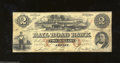 Obsoletes By State:Michigan, Adrian, MI- Erie and Kalamazoo Rail Road Bank $1 Aug. 1, ...