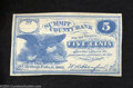 Obsoletes By State:Ohio, Cuyahoga Falls, OH- Summit County Bank 5¢ 1862